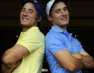 Twins adopted from Ukraine grow into Father Ryan (Tenn.) battery good enough for scholarships to Coppin State