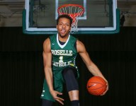 Isaiah Briscoe of Roselle Catholic (N.J.) will bring swagger to Kentucky