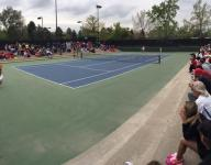 Girls tennis 4A/5A state championship results