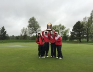4A/5A girls state championship golf results