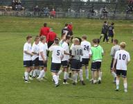 Soccer coach reflects on clinching the 4A Narrows League title against Olympia on May 11