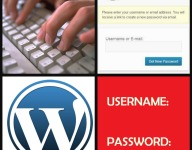 Creating a WordPress username for you and your students