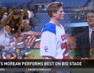 Creek senior Morean performs best on big stage
