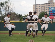 Rock Canyon wins program's first state title
