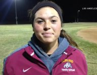 Highland (Palmdale, Calif.) softball star Rachel Garcia is making her case for Gatorade Player of the Year