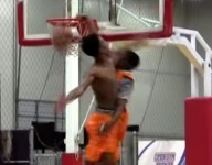 VIDEO: Paris Austin throws down monster jam in BallIsLife practice
