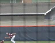 VIDEO: Follow the bouncing baseball on this incredible high school baseball catch