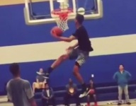 VIDEO: Freshman hoops star Cassius Stanley can already do Zach LaVine dunk contest slams