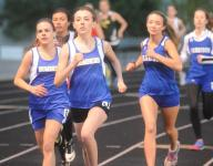 Lady Bombers 4th at conference meet