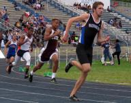 Athletes face stiff competition in state track meets
