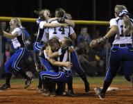 Year-round work paying off for Jay softball