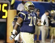 Patriots select Columbia's Shaquille Mason in fourth round
