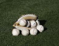 Complete list of GMC baseball batting statistical leaders