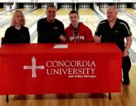 John Glenn bowler Bell to roll for Concordia University