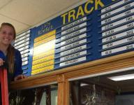 300-meter hurdle record