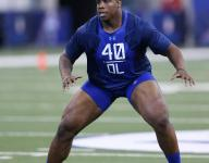 TSU's Robert 'Snacks' Myers picked by Ravens in fifth round