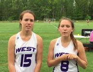 Cherry Hill West Girls lacrosse