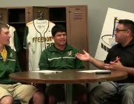 Freedom baseball featured on Varsity Roundtable