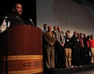 High School Sports Awards honor local athletes, coaches