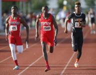 Tucson senior inspired by his father's memory wins boys state long jump title