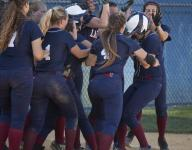 Softball: Lacey clinches Class A South title