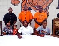 OHS track standouts sign at Grambling State