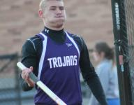 Glen Este Trojans throwing, jumping to new heights