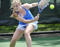 Highlands' Laskey has final shot at state tennis title