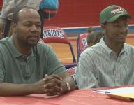 Parkview's Foreman Jr. signs with Washington University