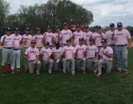 John Glenn baseball team goes 2-0 in Breast Cancer Awareness tourney