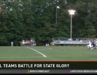 Local soccer teams battle for state glory
