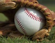 Prep baseball: Mustangs win 2 on Armed Forces Day