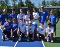 Brevard tennis breezes to regional title