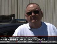 Remembering football great Jimmy Womack