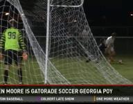 Steven Moore, Gatorade State Player of the Year