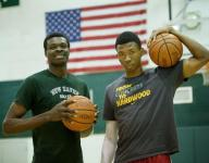 New Haven's Nwoko, Ben thriving in new country, new sport
