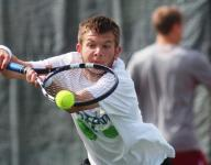 Lucas makes Ryle history at state tennis tournament
