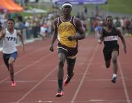 Track: Rai Benjamin sets state, Section 1 records