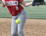 After close call, Goshen softball moves forward