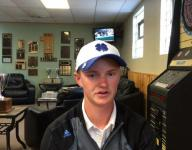Prep Profile: Brady Sarauer, St. Mary's Springs