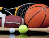 Prep roundup: A-B softball clinches share of title