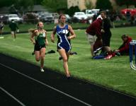 Sprints girls race to Flyway Conference championship