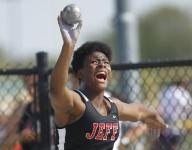 Harrison track sectional results