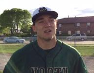 North's Hintze tosses no-hitter in win over Oshkosh West