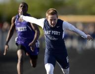 Powers' record day leads Bay Port to FRCC title