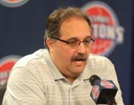 Pistons lack lottery luck again but 'excited' for draft