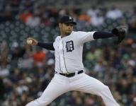 Milwaukee 8, Detroit 1: Tigers don't muster much fight