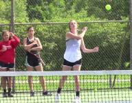 Pieces apart, Yorktown tennis came together