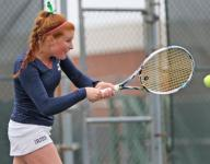 Girls tennis: Cathedral beats North Central in sectional semifinal