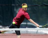 Tennis powers evident on Day 1 of state tourney